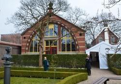 В пригороде Амстердама после ремонта заработал дом-музей Петра I