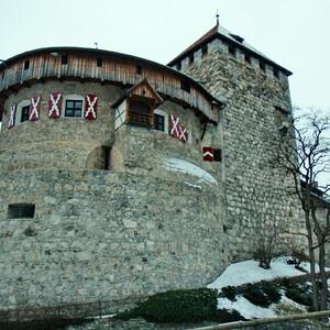Столица Лихтенштейна - Вадуц