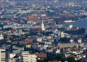 Город ангелов - Бангкок