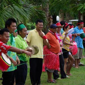 Маленький праздник в Таиланде