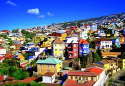 Чилийский Вальпараисо и Рио-де-Жанейро признали самыми красочными городами планеты