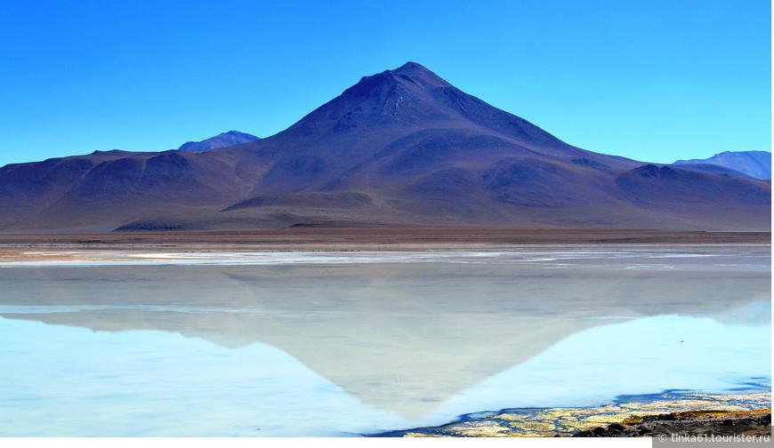 Белая лагуна / Laguna Blanca