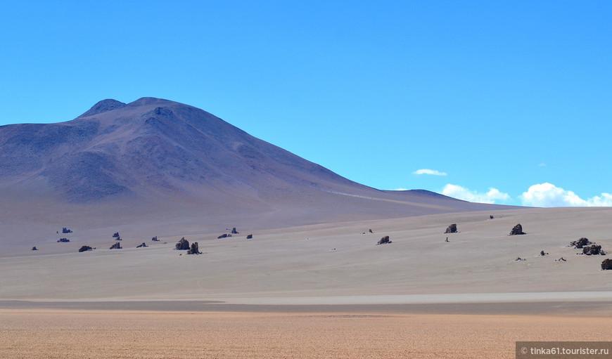 Пустыня Дали
