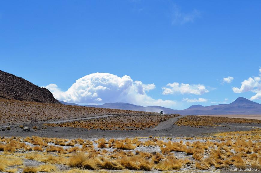 Боливийскими дорогами