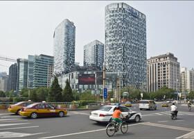 Гуляя по гигантскому мегаполису (Китай)
