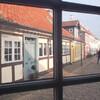 Вид из окна дома Андерсена почти такой же, как и 200 лет назад.