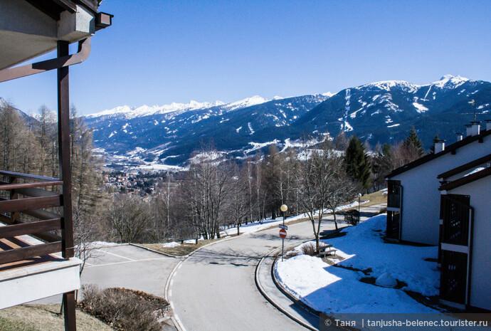 Альпы в марте