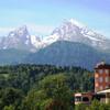 Величественная гора