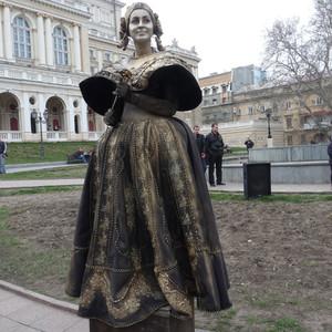 Фестиваль Живой Скульптуры