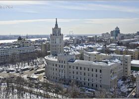 Высоко сижу — на свой город гляжу (Воронеж)