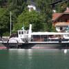 На пароходе по озеру