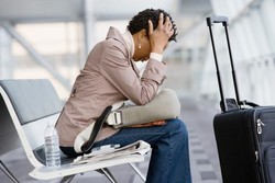 За прошлый год более одного миллиона пассажиров лишились своего багажа