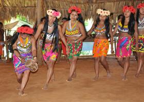 Панама и ее индейцы