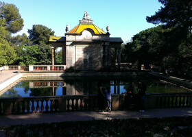 Парк — лабиринт