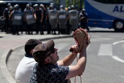 Мадридская полиция взялась за алко-туристов