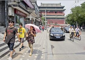 Этюды в столице Поднебесной (Китай)