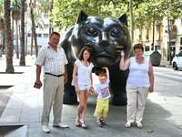 Испания Барселона 2007