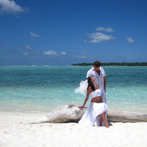 Maldives. Honeymoon.