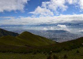 Один день в Эквадоре
