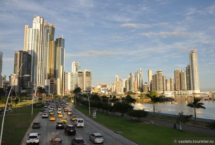 Панама-сити и канал впридачу