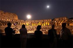 По Колизею запустили ночные экскурсии