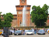Ламборгини в Милане
