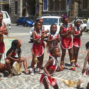 Проект в ЮАР
