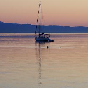 Женева, Женевское озеро