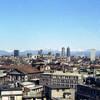 Милан с крыши Дуомо