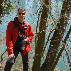 Женева, прогулка по берегу Рона