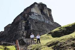 В Белизе строители разрушили одну из древнейших пирамид майя
