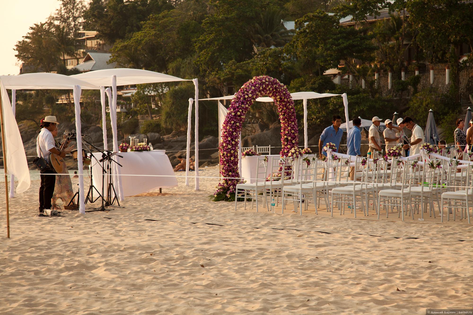 """Фото из альбома """"Свадьба на Пхукете"""", Таиланд"""