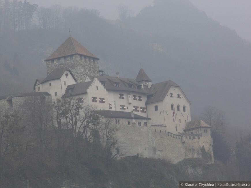 Княжеский замок.