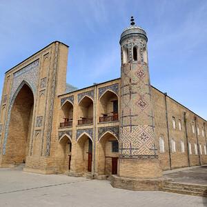 Медресе Кукелдаш. Ташкент