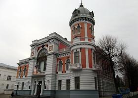 Дом-памятник И. А. Гончарову (сейчас художественный и краеведческий музеи)