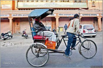 Транспорт в Индии