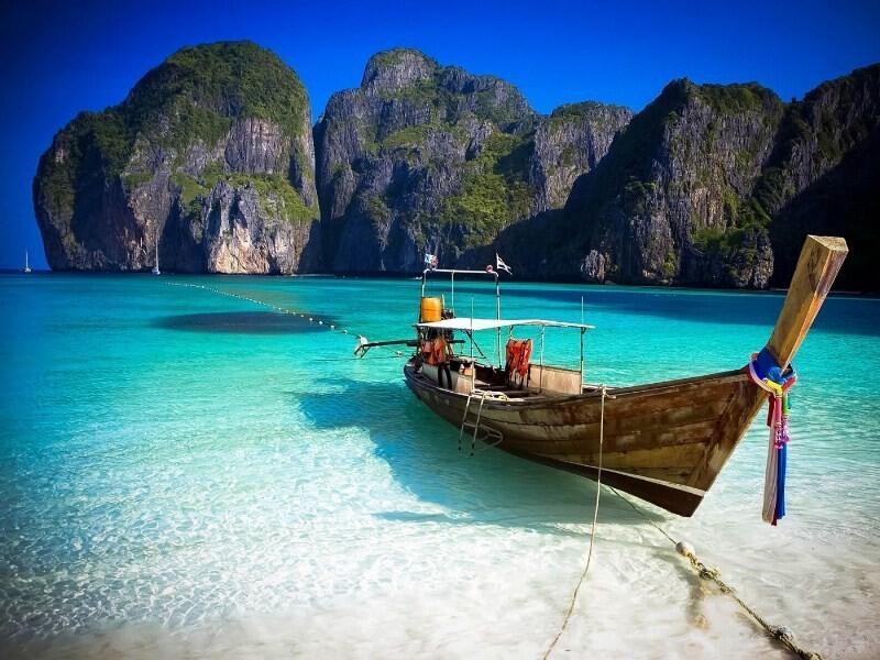 Известные турист объекты в юго-восточная азия и океания
