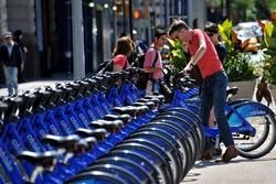 Нью-Йорк обзавелся своей системой общественных велосипедов