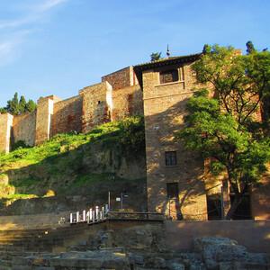 Андалузия. Крепости и амфитеатр Малаги