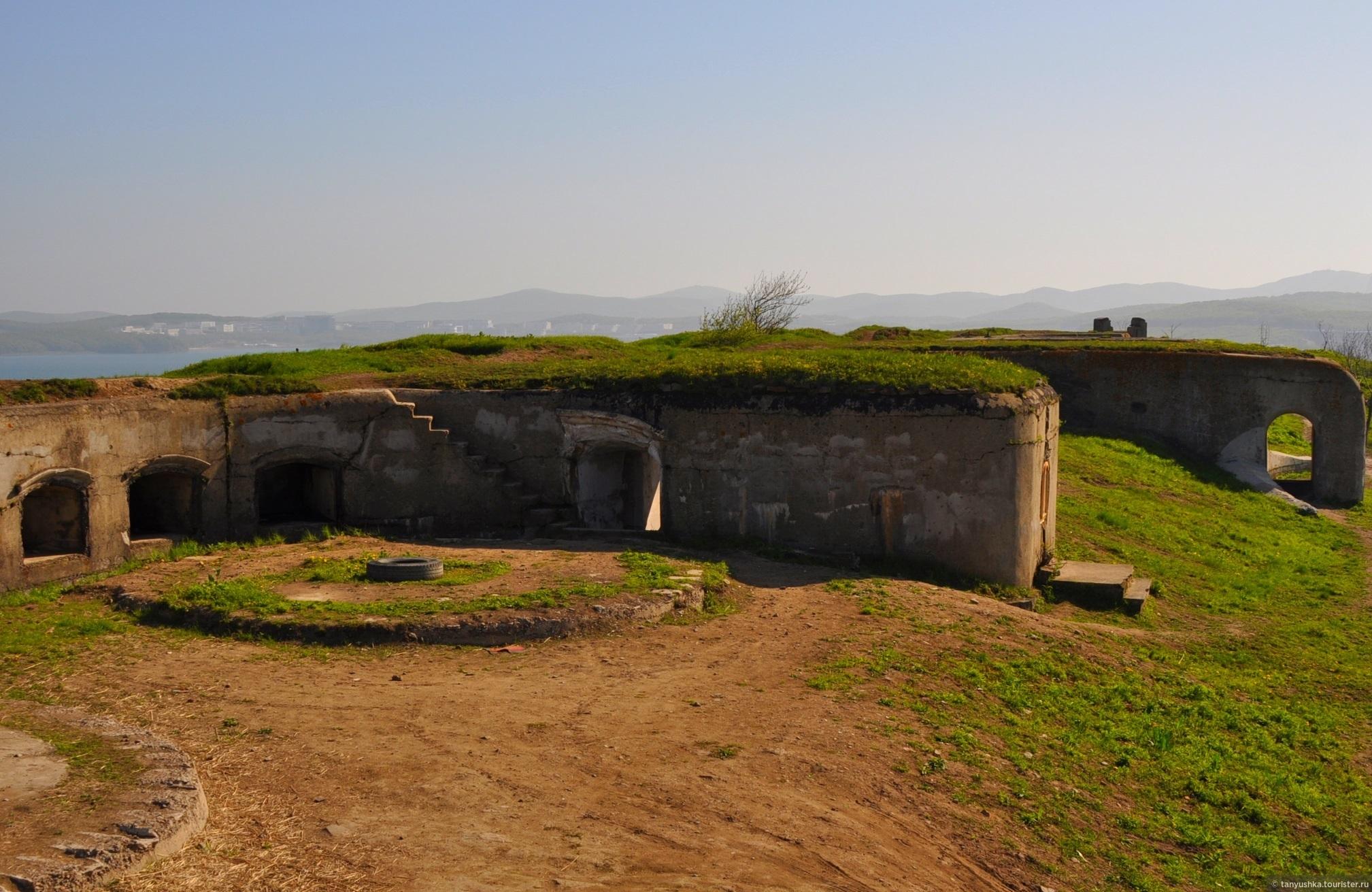 владивостокская крепость фото другой