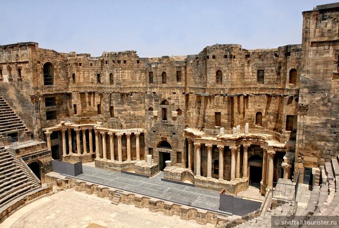 Сирия. За несколько лет до войны