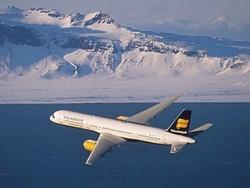 Icelandair начала летать из Петербурга в Рейкьявик