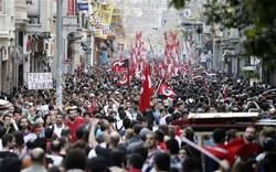 Акции протеста в Турции пока что никак не коснулись туристов