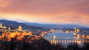 Откройте для себя старинную магию Будапешта!