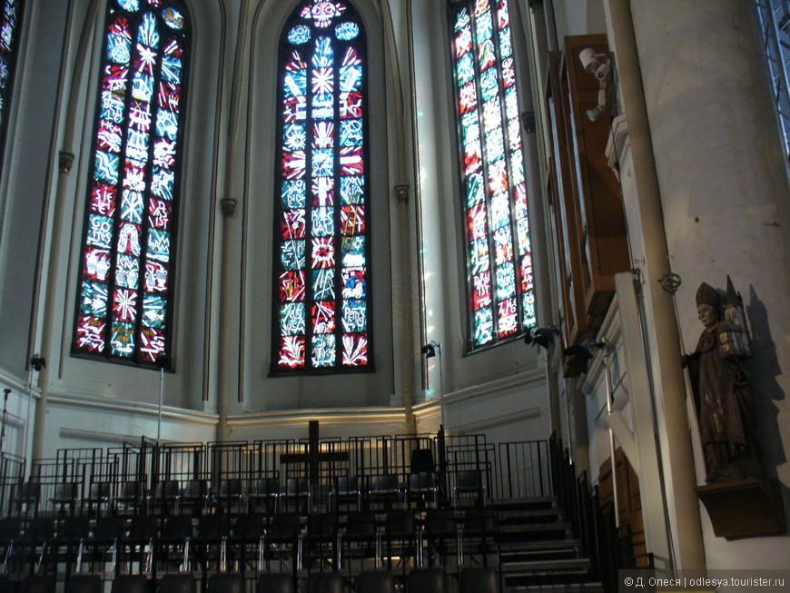 витражи церкви Св. Петра