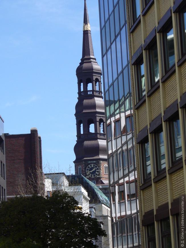 Купол церкви Св. Екатерины