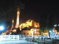 Стамбул. Мечети. Айя-София.