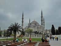 Стамбул. Мечети. Голубая мечеть.