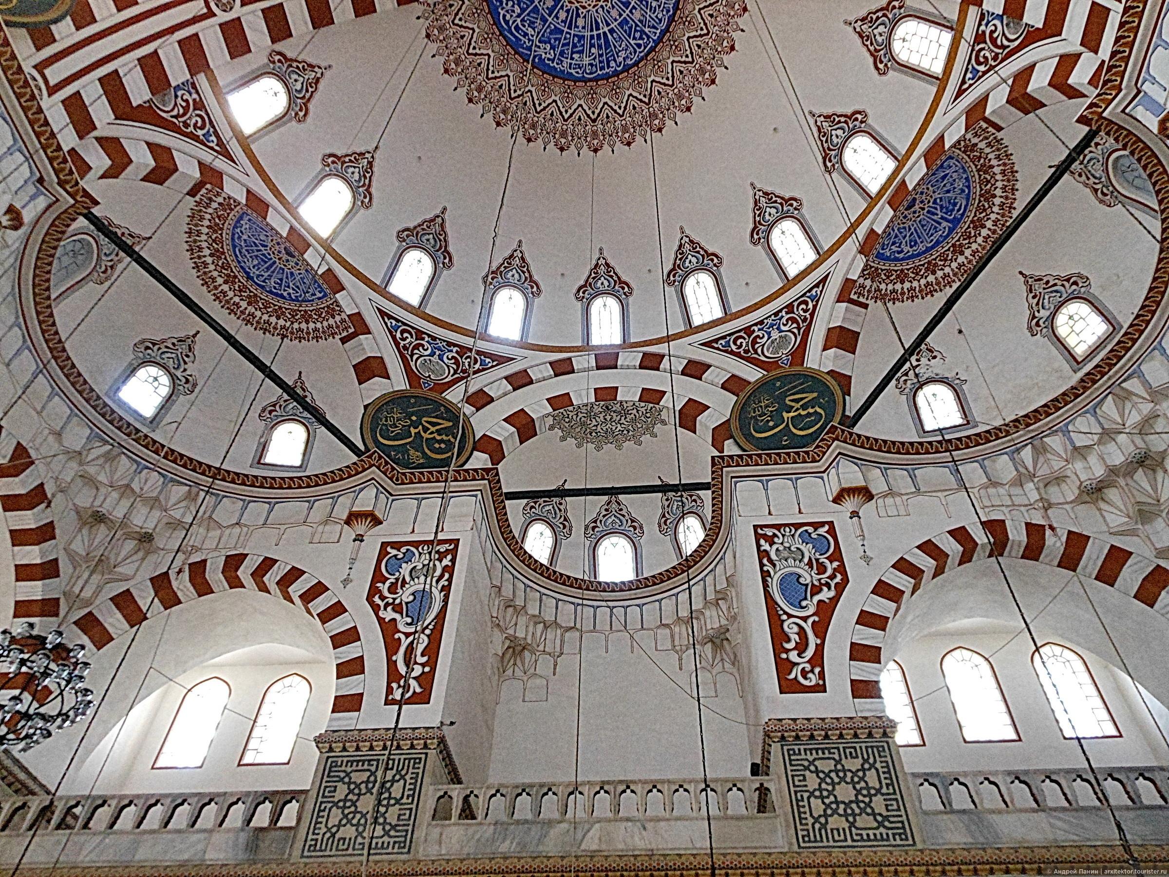 апостольские мечеть шехзаде фото проще