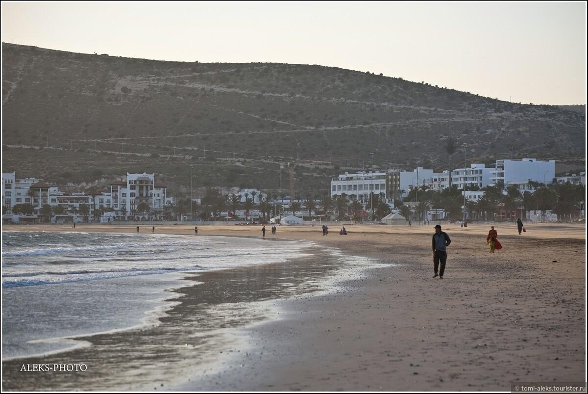 """Фото из альбома """"1. Открытый всем ветрам (Марокко)"""", Агадир, Марокко"""